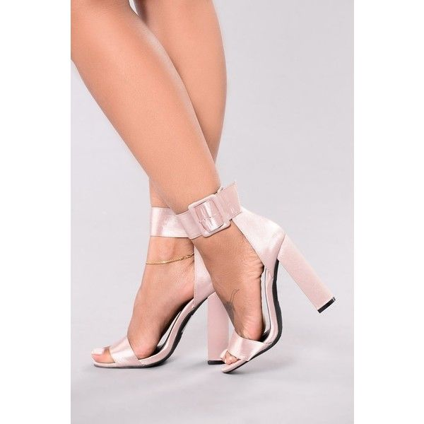 At Midnight Chunky Heels Nude ($33) ❤ liked on Polyvore featuring shoes, pumps, thick high heel shoes, thick heel pumps, nude court shoes, nude high heel pumps and thick high heel pumps