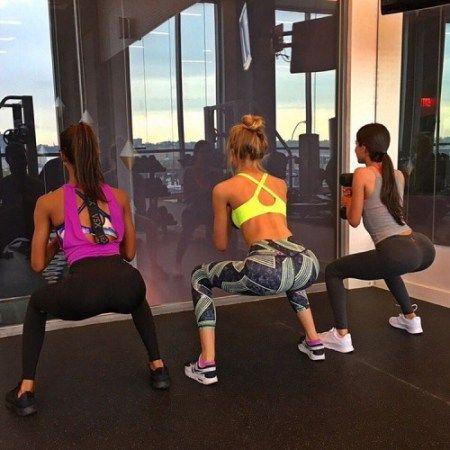 10 Killer Butt Workouts For The Perfect Ass - Society19