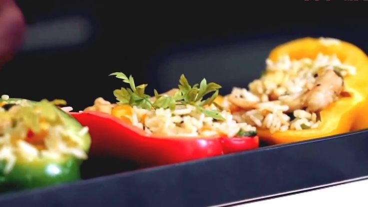 Very  Easy Appetizers Recipes - Best Stuffed Peppers Recipes