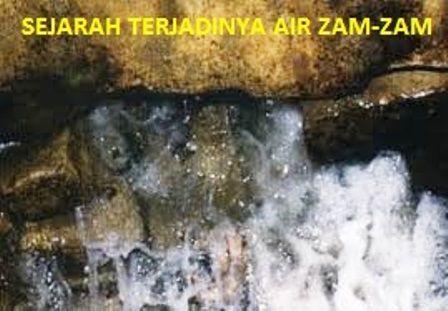Sejarah Terjadinya Air Zam zam #umroh #rabbanitour