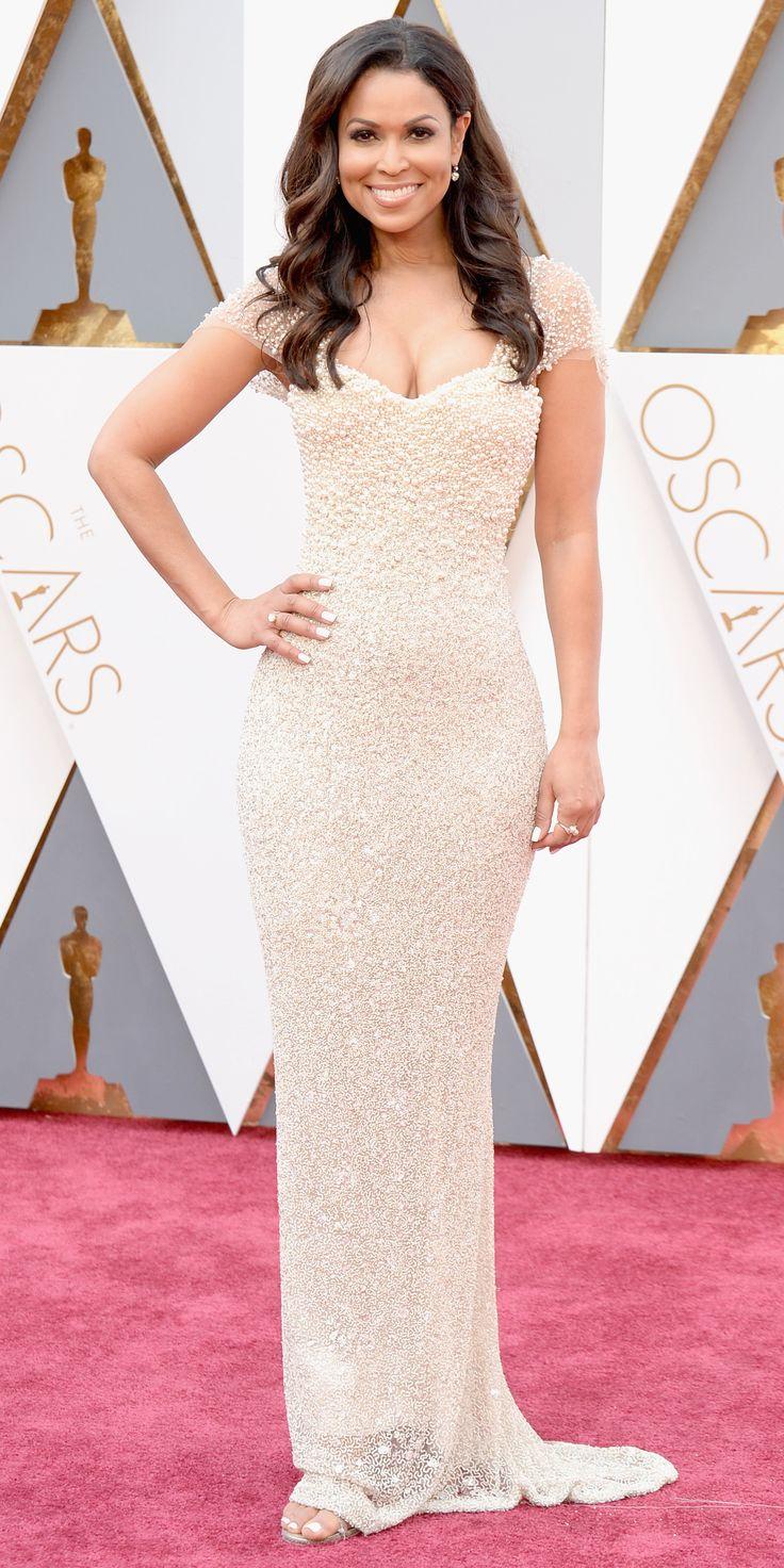 Tracey edmonds style fashion amp looks best celebrity style - 2016 Oscars Red Carpet Photos Tracey Edmondsoscars
