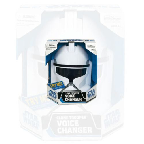 Star Wars Clone Trooper Voice Changer Hasbro