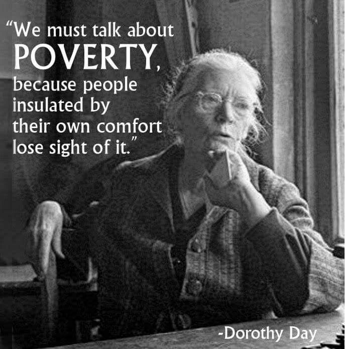 dorothy day Dorothy day, una santa de nuestro tiempo pronto seremos testigos de la canonización de dorothy day para muchos, especialmente aquellos que no son católicos romanos.