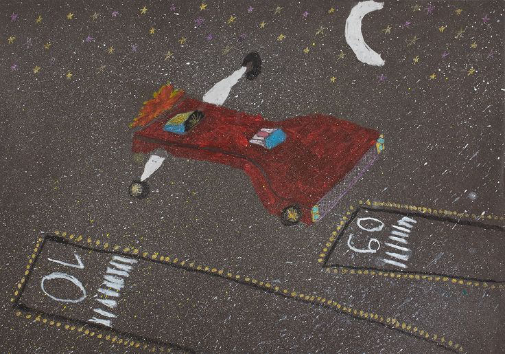 Star Racer - Erk Kurban | Toyota Dream Car Art Contest