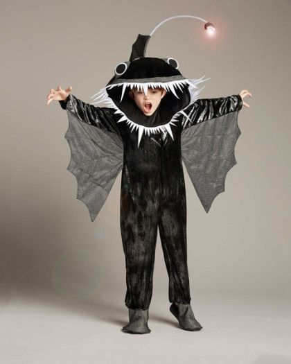 228 best images about costume on pinterest fancy dress for Angler fish costume