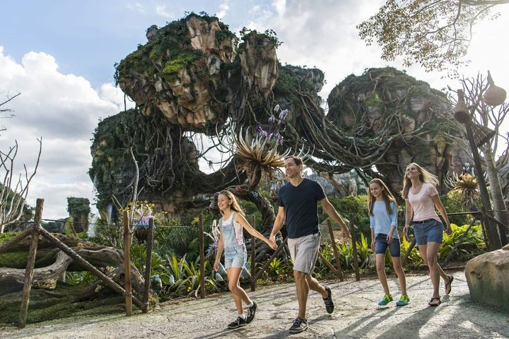 Disney Isn't Seeing Much Impact From Avatar Land Just Yet https://link.crwd.fr/1FHc