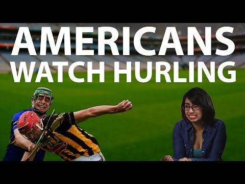 It's like field hockey. Except they beat the crap out of each other - GETREALGAA.COM