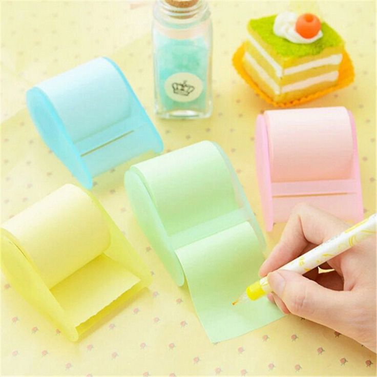 fashion kawaii fluorescent paper sticker memo pad sticky notes post it stationery papelaria material escolar school supplies
