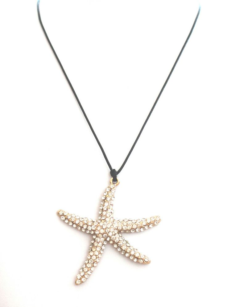 LiLy Bay — Sea star necklace
