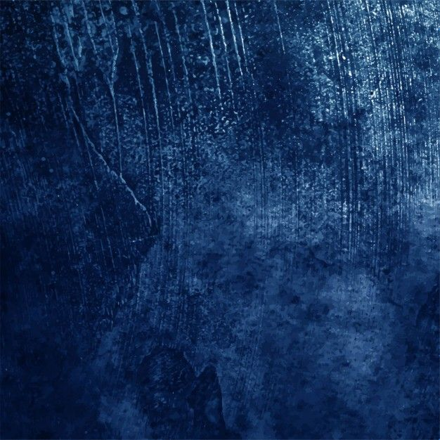 Grunge texture, blue color Free Vector
