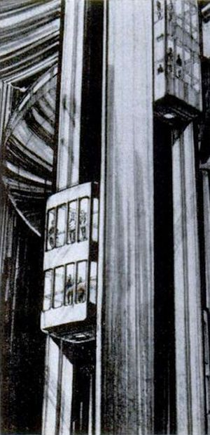 9 Revolutionary Elevators From The Otis Elevator Company | Popular Science