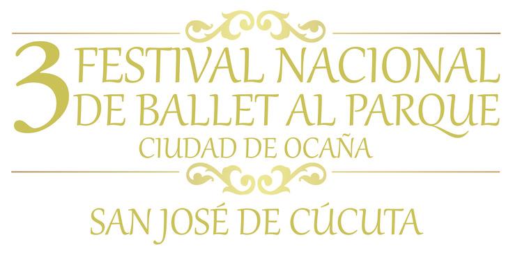 Festival Nacional de Ballet al Parque Ciudad de Ocaña.