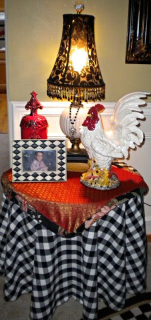 country decor french country and gingham on pinterest