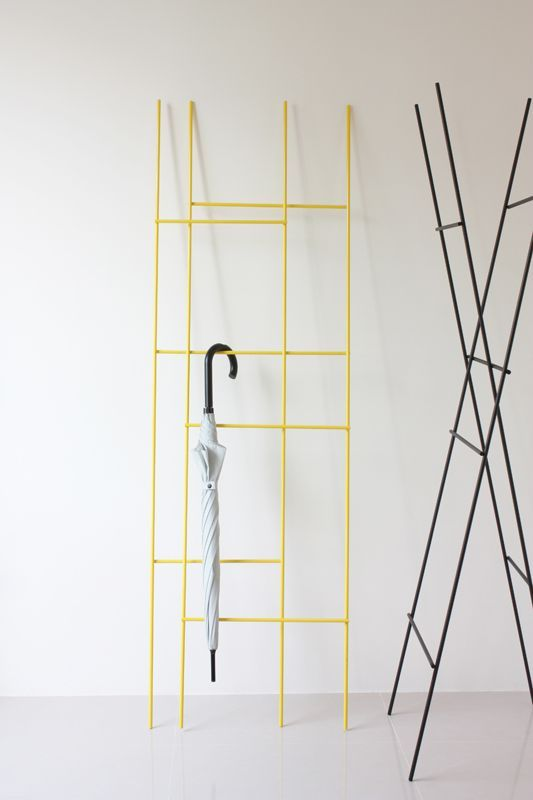 Keeping Clothes Off The Floor: 28 Coat Racks And Stands | DigsDigs