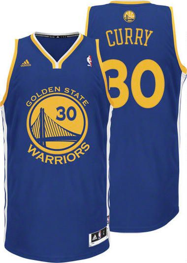 One of the best jersey designs in the NBA - Steph Curry - Golden State Warriors Jersey