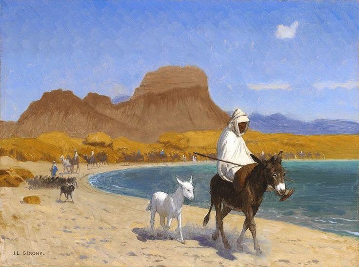 D.W.C.Arab Style 2 - Painter Jean-Léon Gérôme