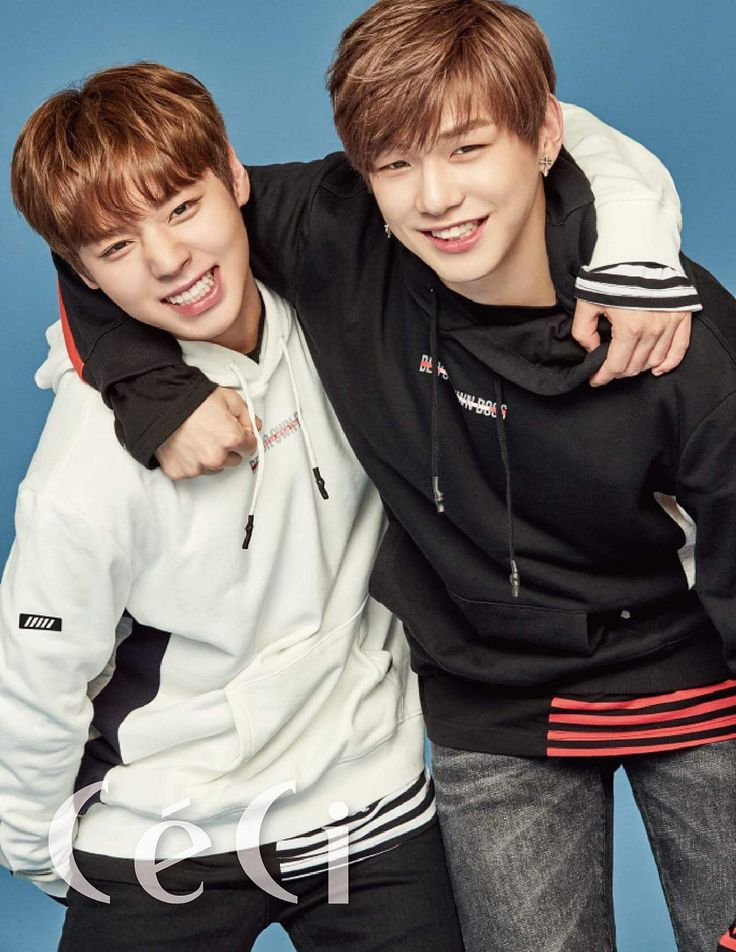 WANNA ONE | park jihoon, kang daniel