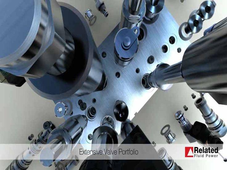 Hydraulic Manifold Systems Heavy construction equipment