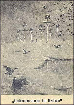 Lebensraum In The East Soviet Propaganda Postcards For Wehrmacht