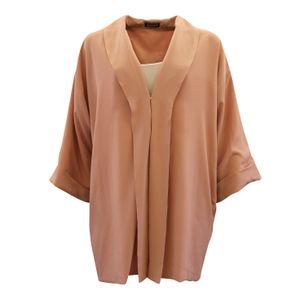 Image of Rosa viscose kimono jakke
