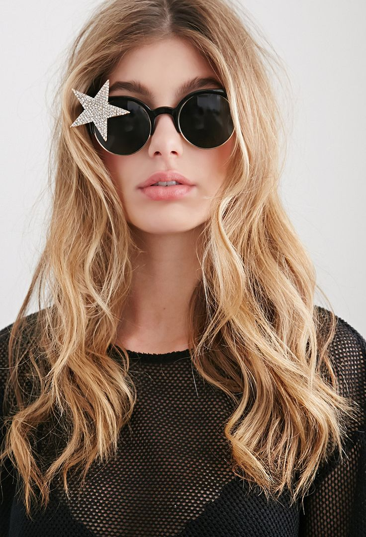 Rad & Refined Electric Sunglasses | Forever 21 - 1000167330