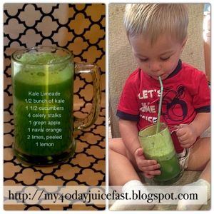 My 40 Day Juice Fast: My Juicing Recipe Bible
