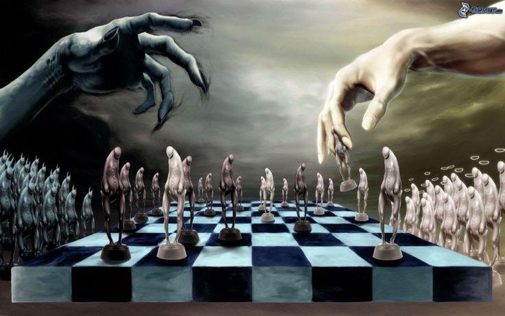 dusze -świadomości które wyszły z mroku i dusze od światła ,wydarzenia n...