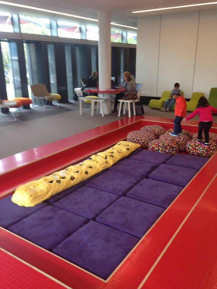 Bankstown Library & Knowledge Centre - Children's Area