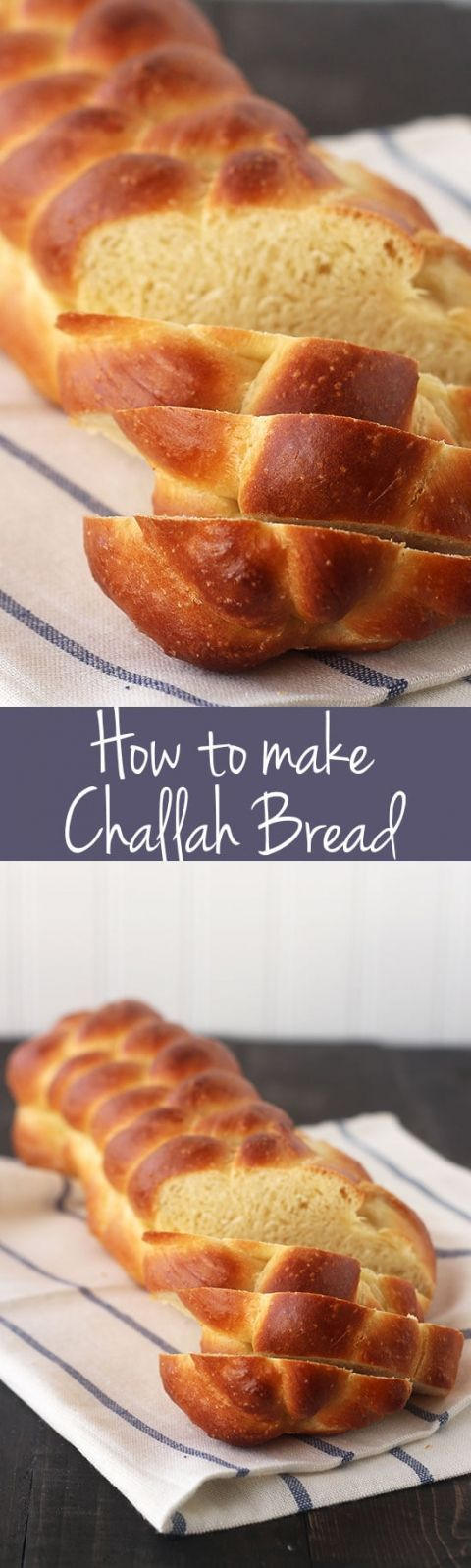 ANYONE can make this beautiful perfect bread! Step-by-step video with simplified techniques. This is the best recipe!