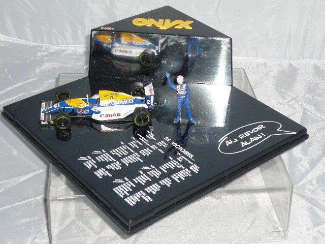 Onyx 1 43 Williams Renault Fw 15b Alain Prost 51 Victoires