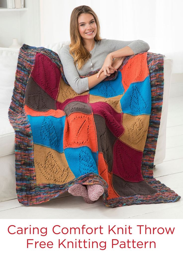 647 best Knit and Crochet Blankets images on Pinterest