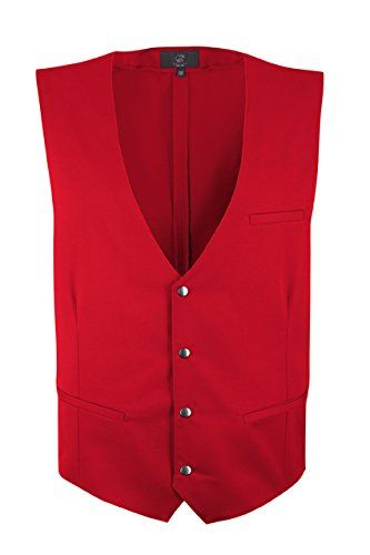 (Pin nr. 1000) GREIFF Men's Sleeveless Waistcoat -  Red - 44/46 GREIFF http://www.amazon.co.uk/dp/B0108GBKX6/ref=cm_sw_r_pi_dp_4pY1wb158J5K3