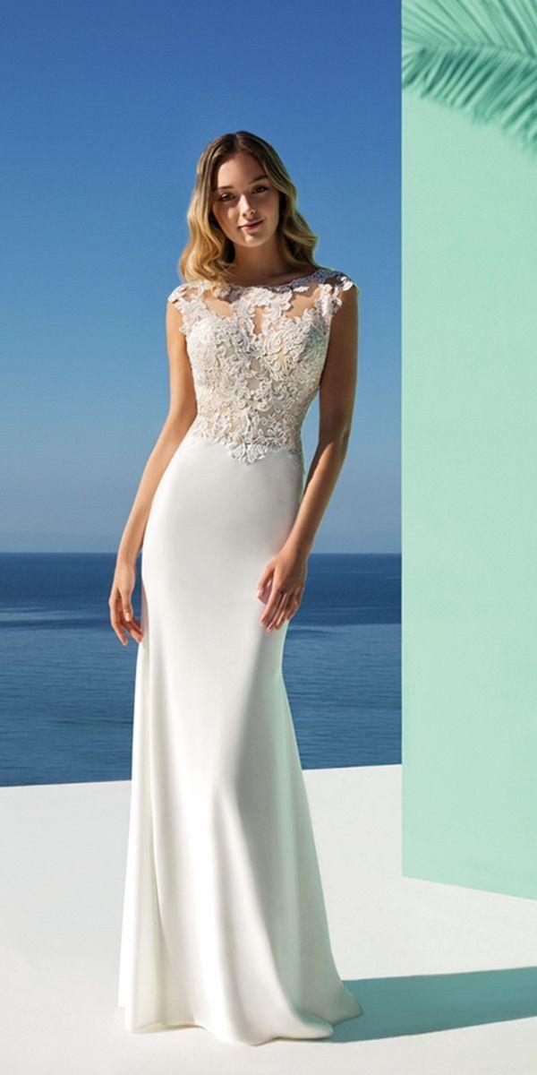 18 Demetrios Wedding Dresses For Charming Style ❤️  ❤️ Full gallery: https://weddingdressesguide.com/demetrios-wedding-dresses/ #bridalgown #weddingdresses2018 #wedding #bride