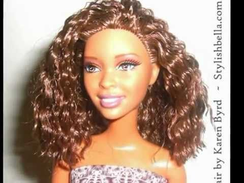 17 Best Images About Barbie Hairstyles On Pinterest Updo