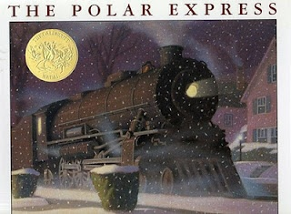 .The Polar Express by Chris Van Allsburg | .