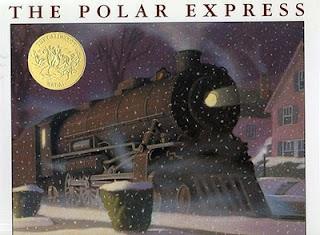 .The Polar Express by Chris Van Allsburg | .
