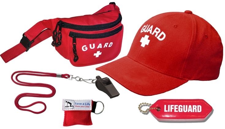 Basic Lifeguard Kit | Guard Hat Kit-Lifeguard Equipment