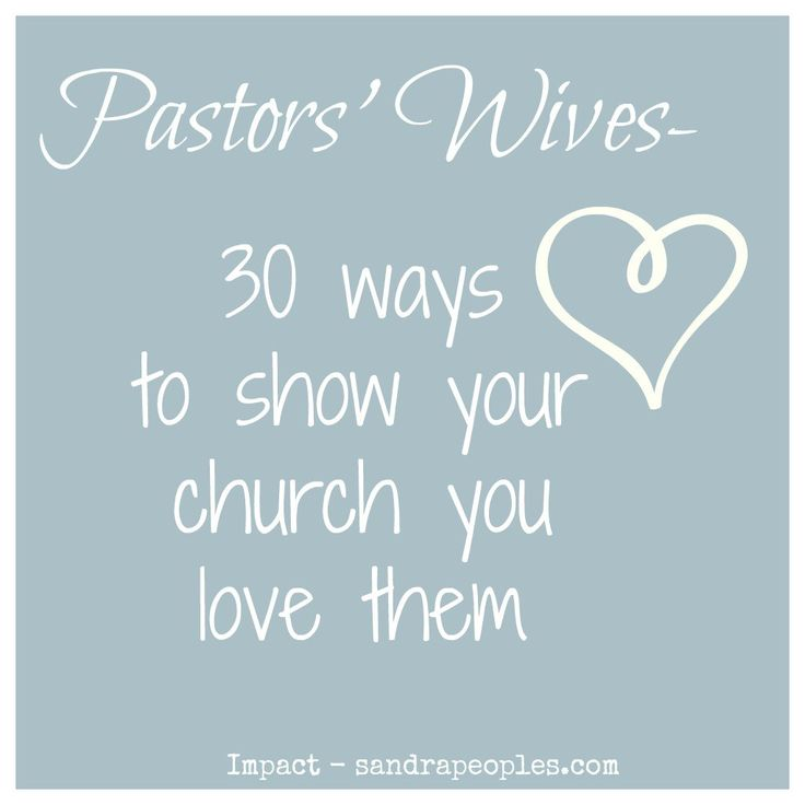 # Survival Bible Study For Pastors Wives - (Step By Step ...