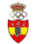 Logo of the Real Federacion Espanola de Esgrima