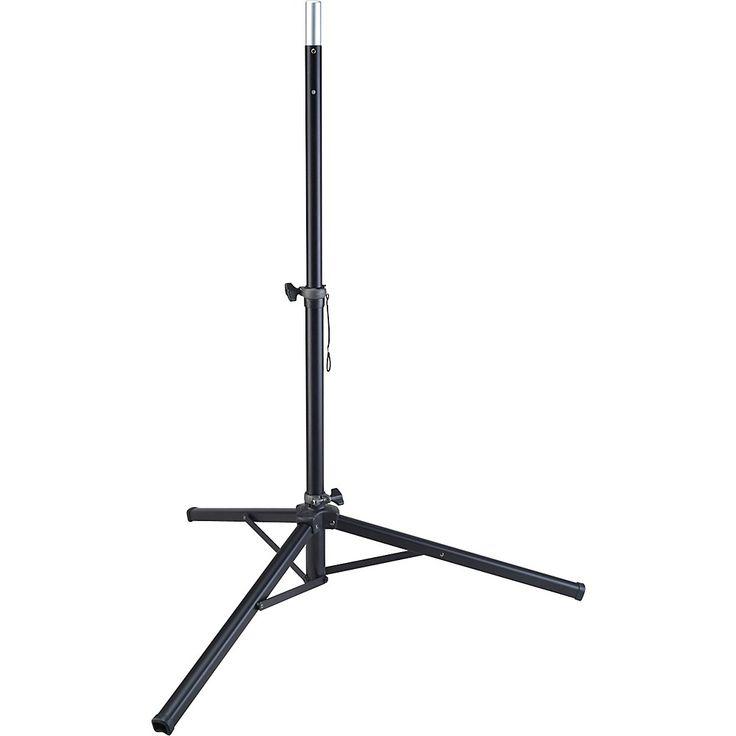DR Pro DR750 Speaker Stand Black