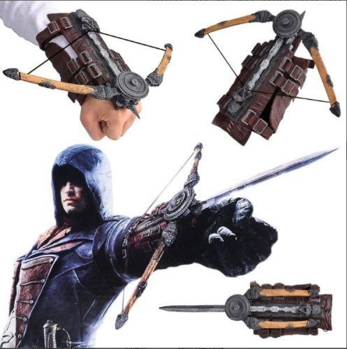 Assassins Creed Unity Arno s Phantom Hidden Blade Crossbow Game Repl by ukmar-7asgxv