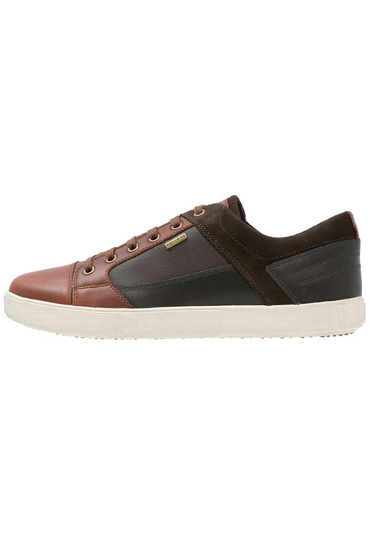 Chaussures Geox TAIKI - Baskets basses - light brown/chestnut marron: 130,00 € chez Zalando (au 02/10/16). Livraison et retours gratuits et service client gratuit au 0800 915 207.