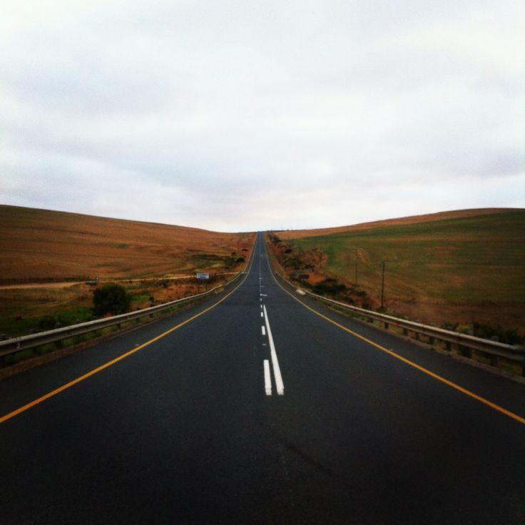 Caledon morning, Western Cape