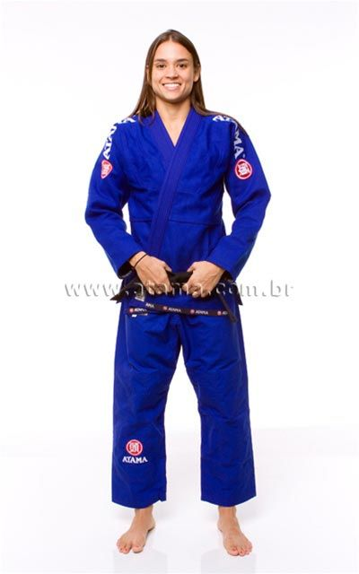 Atama Mundial Model 9 Women's Gi - Blue