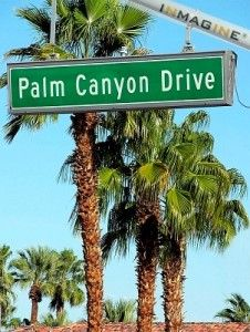 Palm Canyon Drive: Downtown Palm Springs | Palm Springs - going to conferences. Excellent time at the Street fair on Thursday nights!