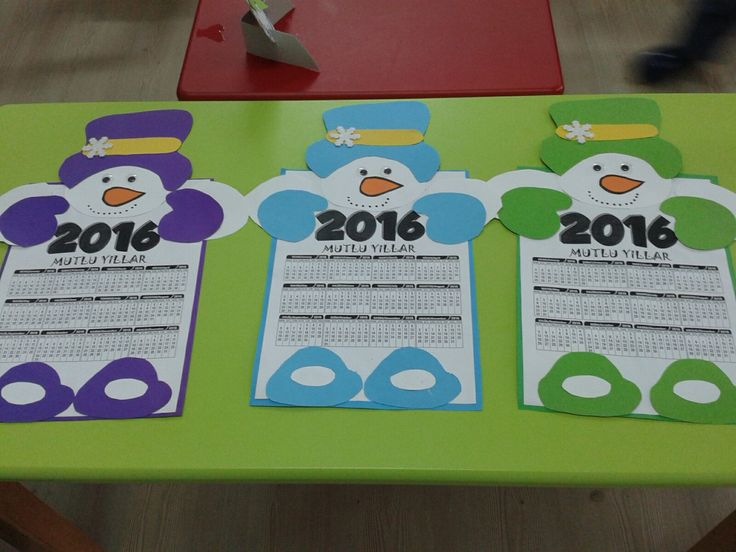 Calender craft idea for kids | Crafts and Worksheets for Preschool,Toddler and Kindergarten