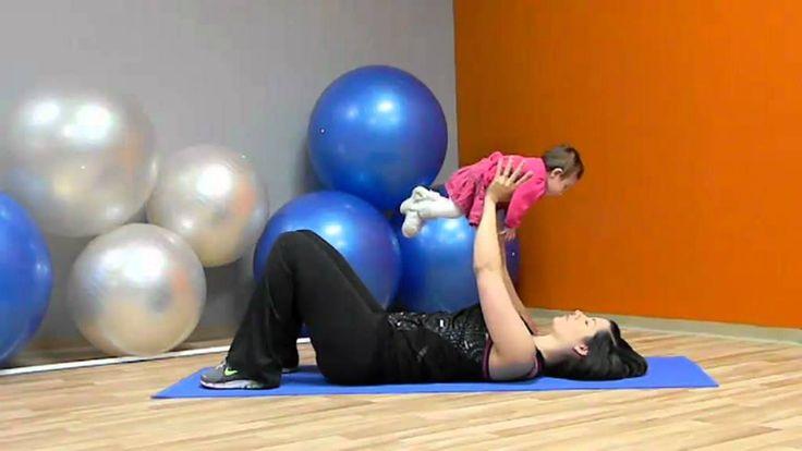 Entrainement maman et bébé
