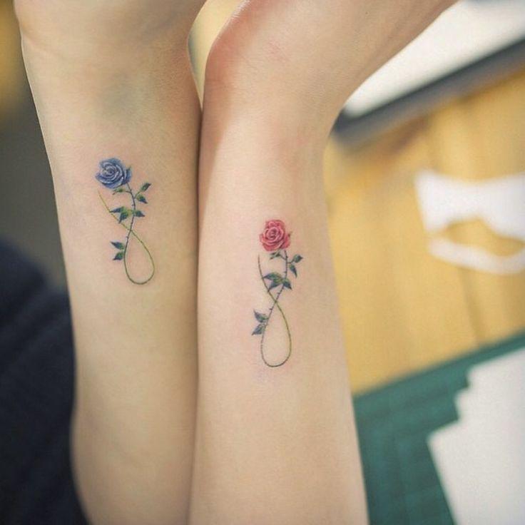 Infinite roses