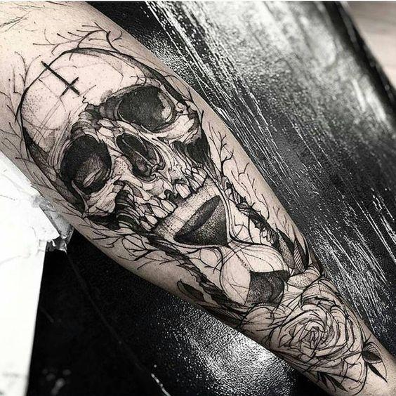 Tattoos | Tatuajes | Hombre