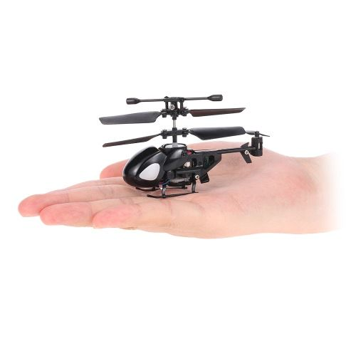 Shop best Array QS QS5012 2CH Micro Infrared Helicopter RC Drone Aircraft for sale from Tomtop.com at fast shipping. Various discounts are waiting for you!